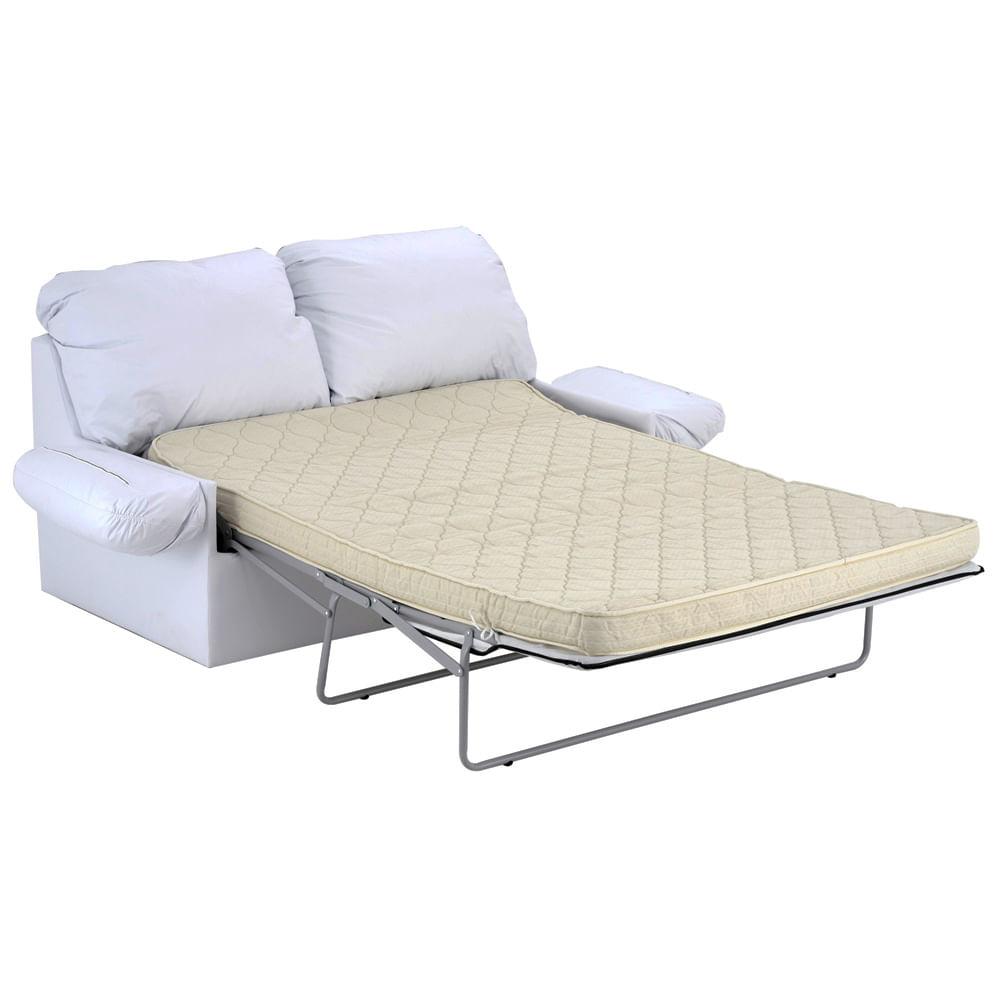 Sof cama ecol gico branco classe a colch es for Outlet de sofa cama