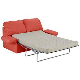 Moveis-Sofa-Cama-2-Lugares-Vermelhor-Escura-Copel-K438