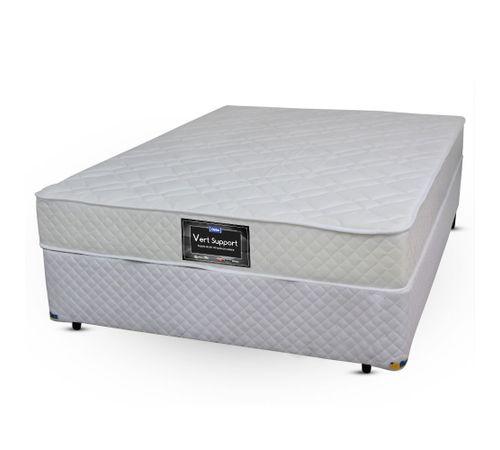 Conjunto-cama-box-colchao-Casal-Vert-Support-Copel-Colchoes