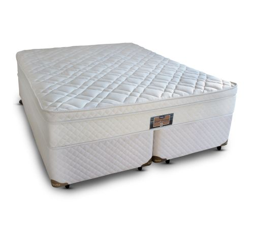 e28b98e53 Cama box + Colchão Dabe Super Support Queen Size - 158X198 - Copel ...