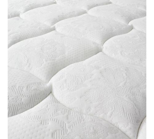 f3f63504ec Conjunto Dabe Super Blanc - Molas Ensacadas - Classe A Colchões