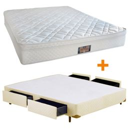 cama-box-bege-casal-inteiro-gaveta-colchao-super-support-copel-colchoes