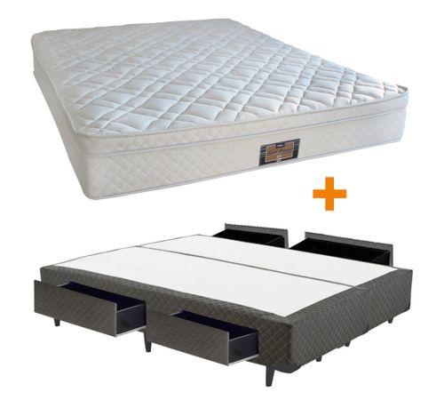 cama-box-cinza-gaveta-colchao-super-suport-copel-colchoes
