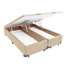 cama-box-cosmopolita-bau-king-size-bipartido-corano-bege-areia-rajado-193x203