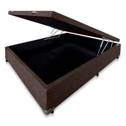 cama-box-bau-VJOY-BAU-138-CORANO-LINHO-MARROM-copel-colchoes